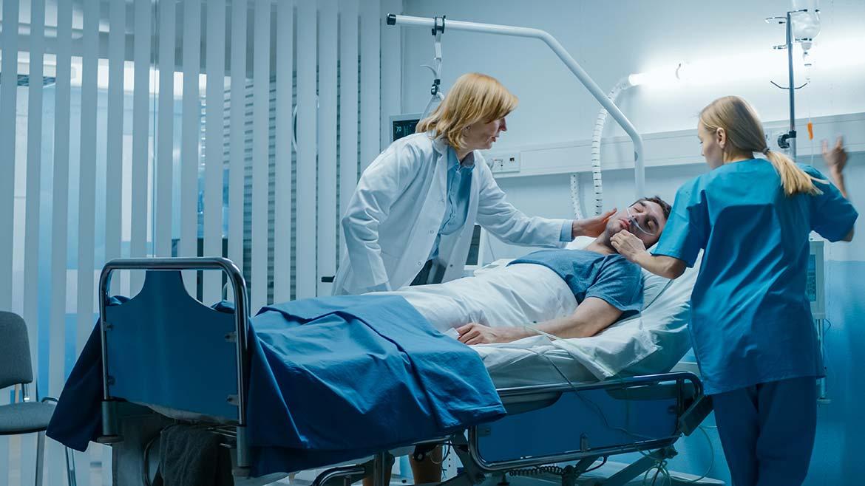 Unsicherheit am Krankenbett – Eine Patientenverfügung kann helfen